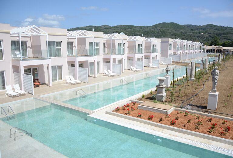 Vodný svet Hotel Kairaba Sandy Villas *****
