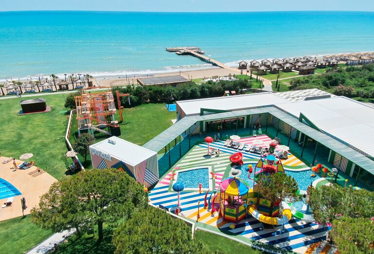 Pre deti Hotel Rixos Premium Belek ******
