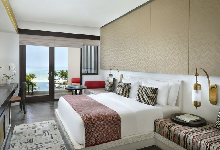 Ubytovanie Hotel Al Baleed Resort Salalah By Anantara *****