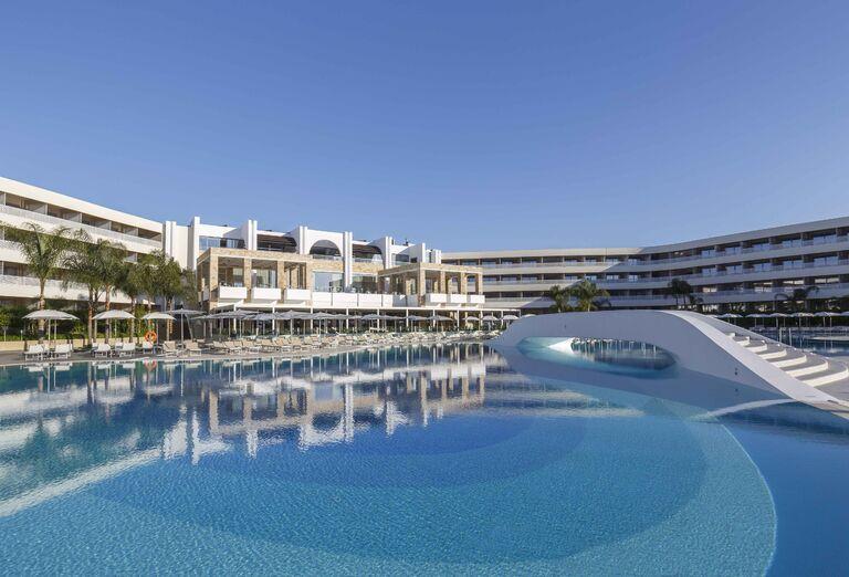 Vodný svet Hotel Princess Andriana Resort and Spa *****