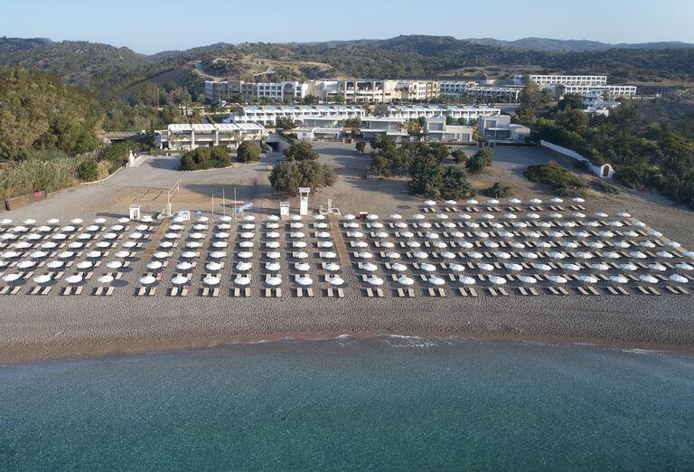 Pláž Hotel Princess Andriana Resort and Spa *****
