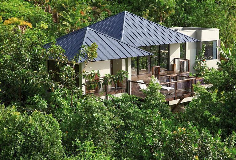 Ostatné Hotel Raffles Seychelles ******