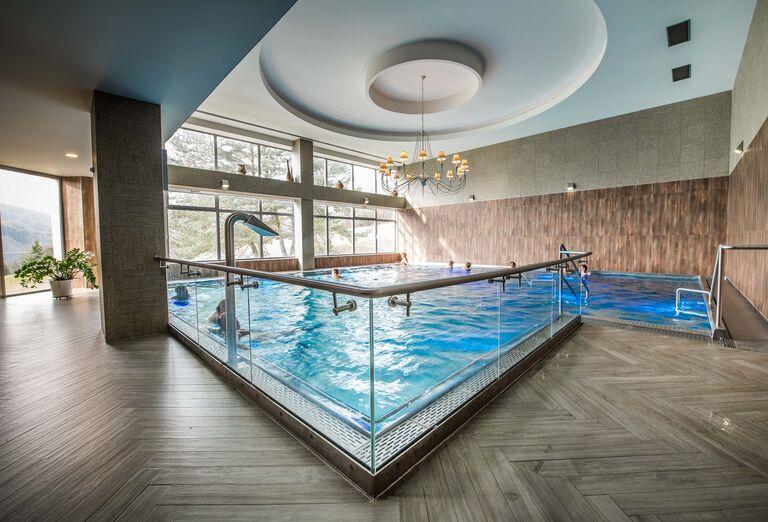 Wellness Kúpeľný Dom Balnea Grand ****