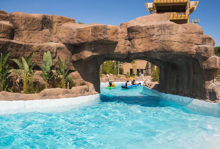 Vodný svet Hotel Regnum Carya Golf & Spa *****
