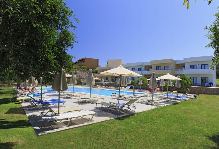 Hotel Atlantica Mikri Poli ****+