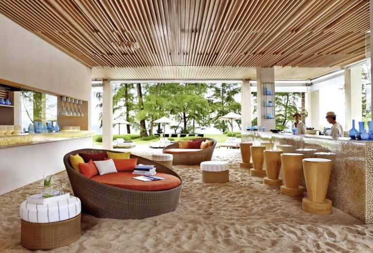 Ostatné Hotel Renaissance Phuket Resort & Spa *****+