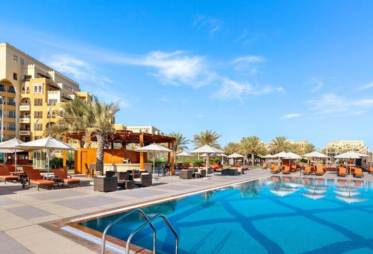 Hotel Rixos Bab Al Bahr - bazén