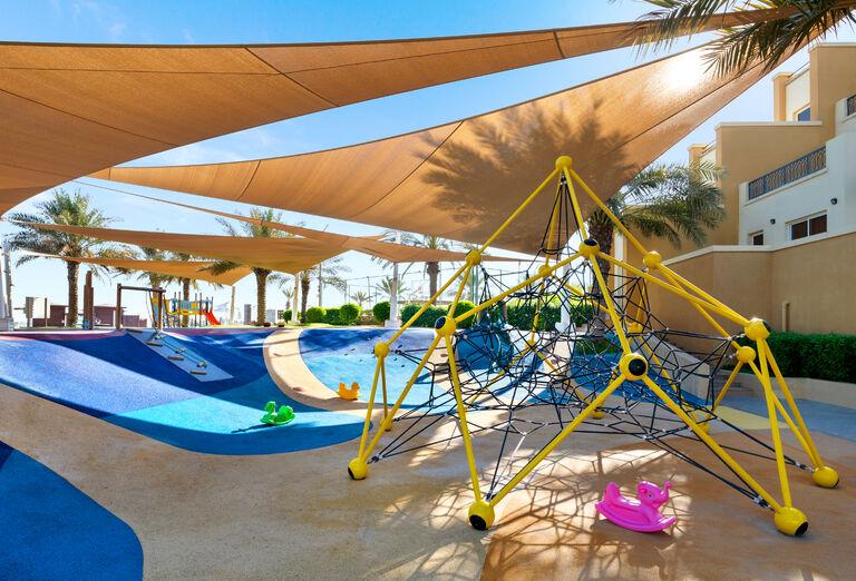 Hotel Rixos Bab Al Bahr - preliezky