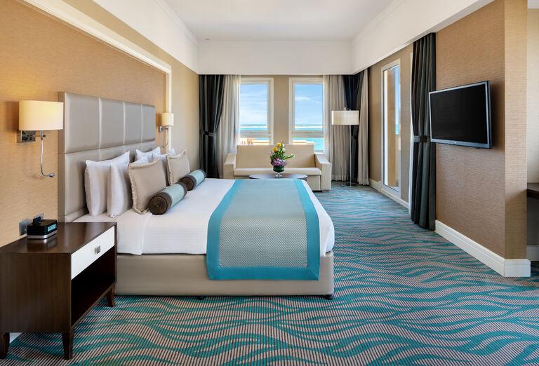 Hotel Rixos Bab Al Bahr - izba