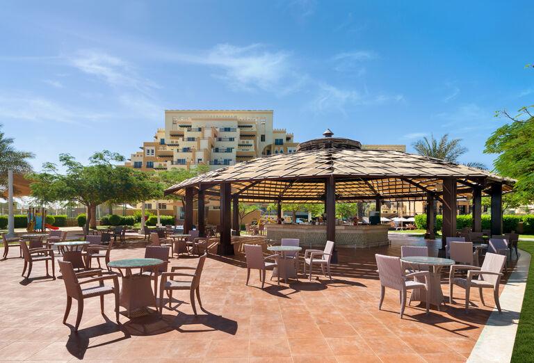 Hotel Rixos Bab Al Bahr - posedenie