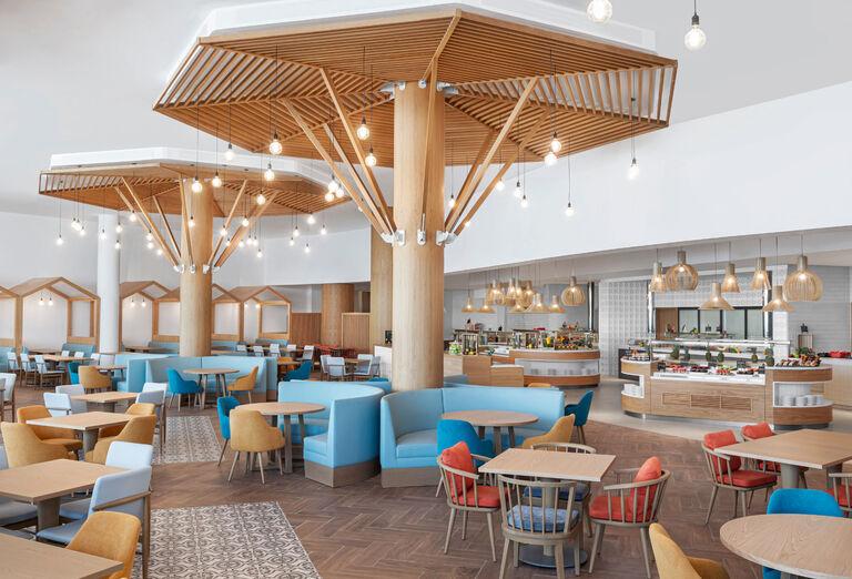 Hotel Hampton by Hilton Marjan Island - bufet