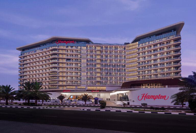 Hotel Hampton by Hilton Marjan Island