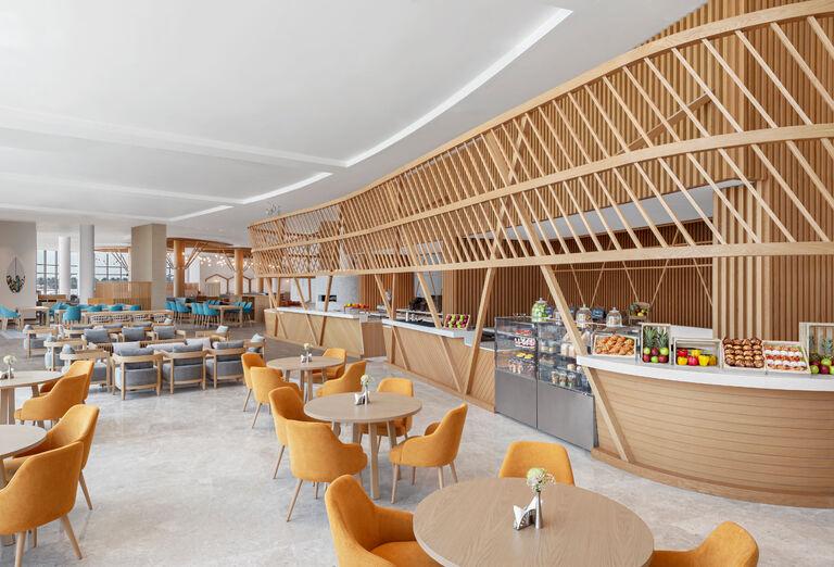 Hotel Hampton by Hilton Marjan Island - kaviareň