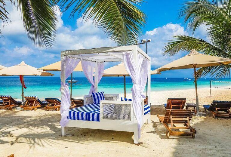 Pláž Hotel Royal Zanzibar *****