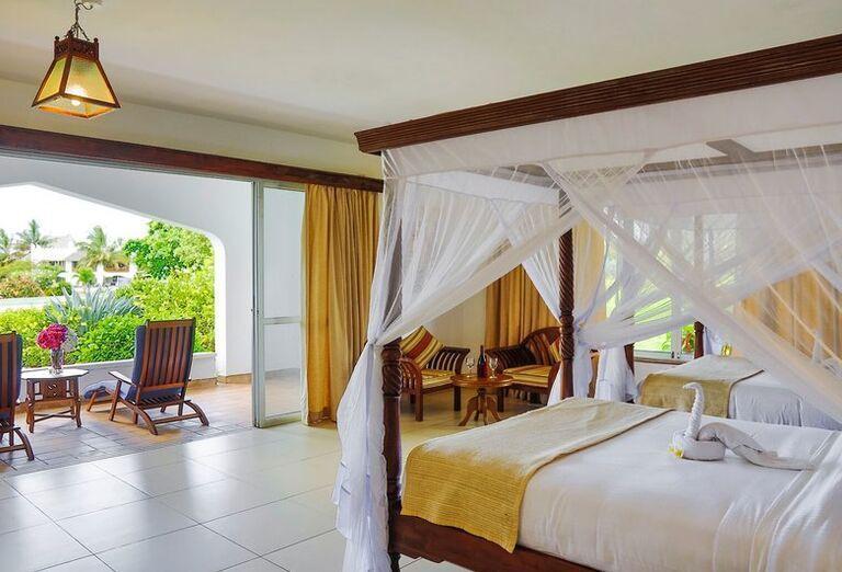 Ubytovanie Hotel Royal Zanzibar *****