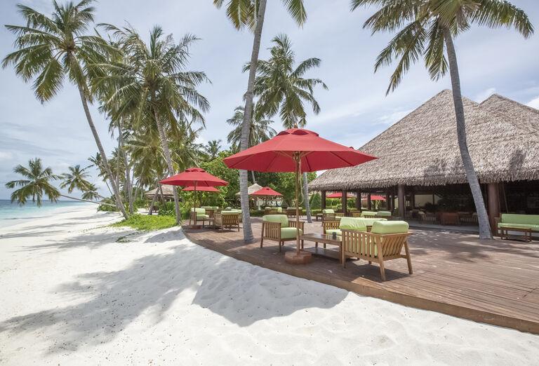 Pláž Hotelový Rezort Reethi Faru *****