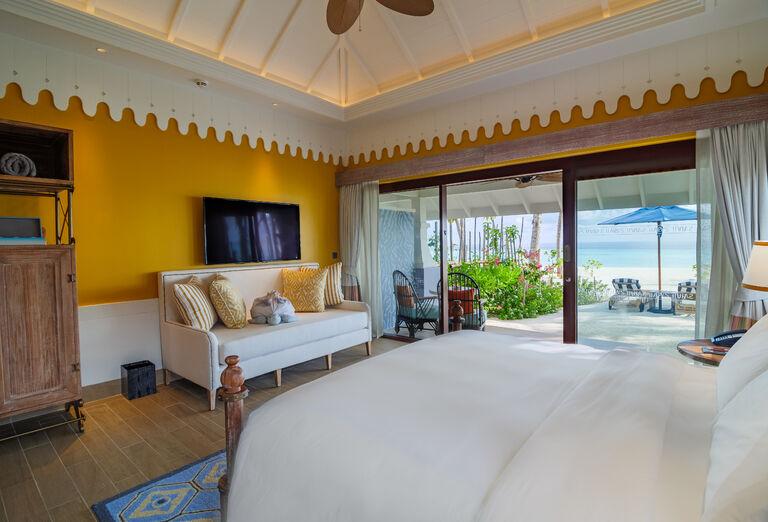Ubytovanie Hotel SAii Lagoon Maldives, Curio Collection By Hilton ****+