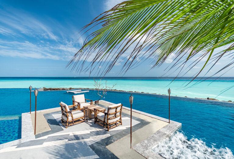 Vodný svet Hotel SAii Lagoon Maldives, Curio Collection By Hilton ****+