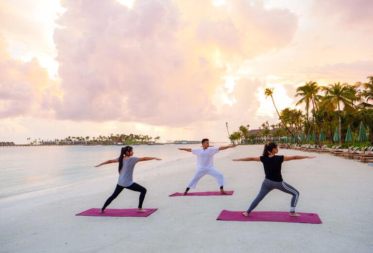 Pláž Hotel SAii Lagoon Maldives, Curio Collection By Hilton ****+
