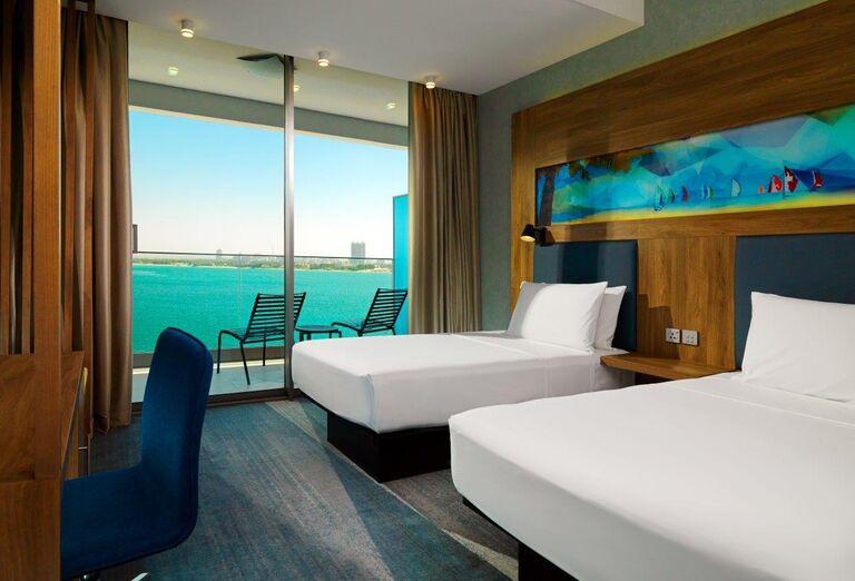 Ubytovanie Hotel Aloft Palm Jumeirah ****