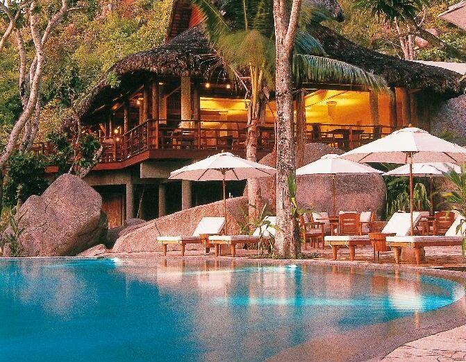 Ostatné Hotel Constance Lemuria Praslin*****+