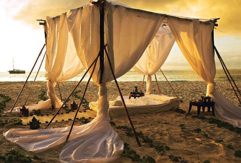 Pláž Hotel Constance Lemuria Praslin*****+