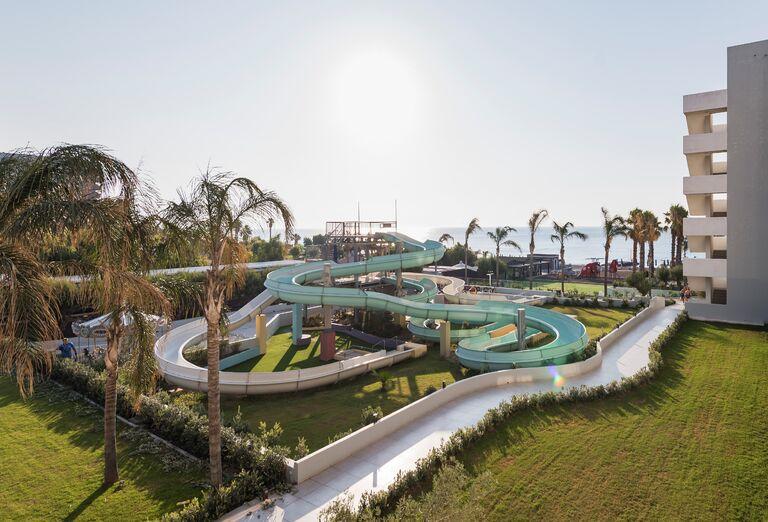 Vodný svet Hotel Esperides Beach ****