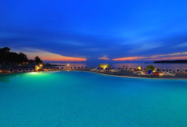 Vodný svet Apartmány Sol Amfora Plava Laguna ****