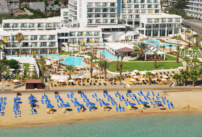 Pláž Hotel Sunrise Pearl Resort & Spa *****