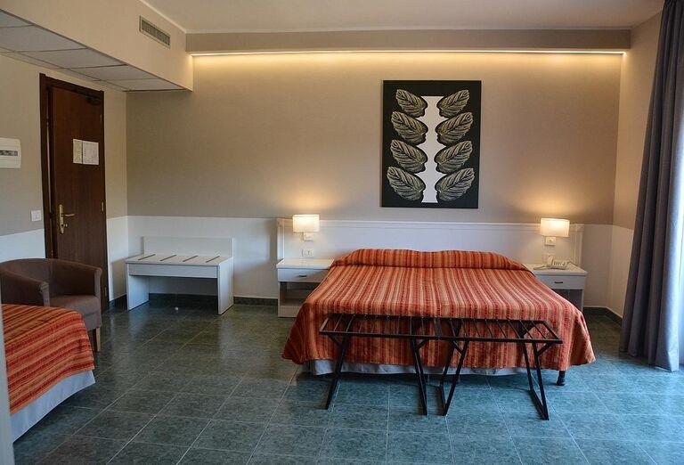 Ubytovanie Hotel Conte di Cabrera ****+
