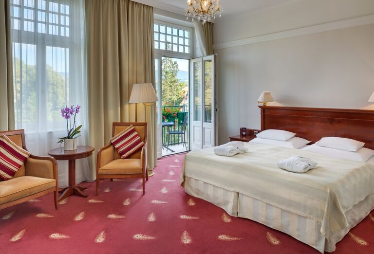 Ubytovanie Thermia Palace Ensana Health Spa Hotel ****