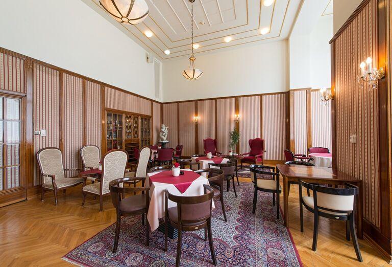 Thermia Palace Ensana Health Spa Hotel ****