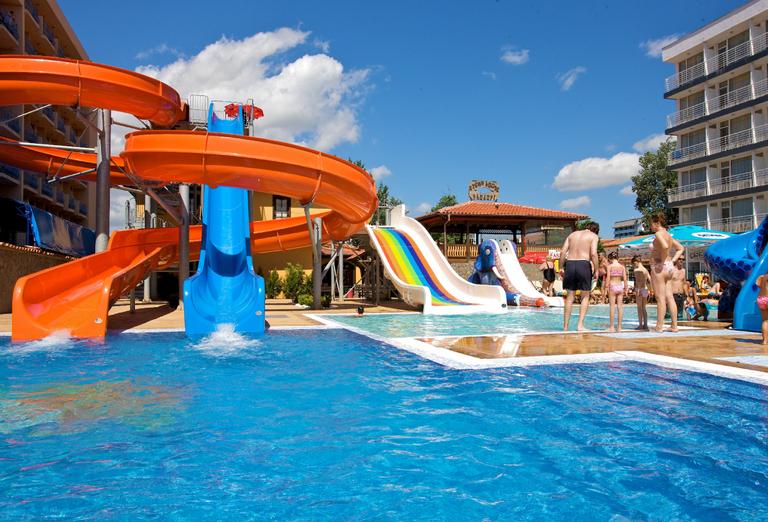 Vodný svet Hotel Tiara Beach ****