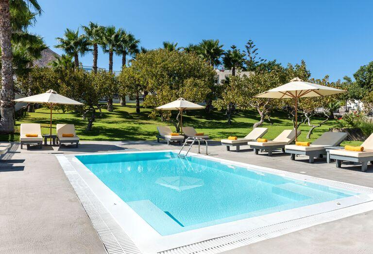Vodný svet Hotel Kastelli Resort ****+