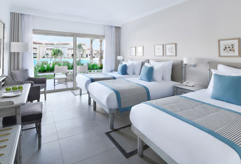 Ubytovanie Hotel Jaz Casa Del Mar Beach *****