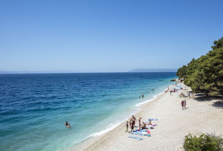 Pláž Hotel TUI Blue Jadran *****+