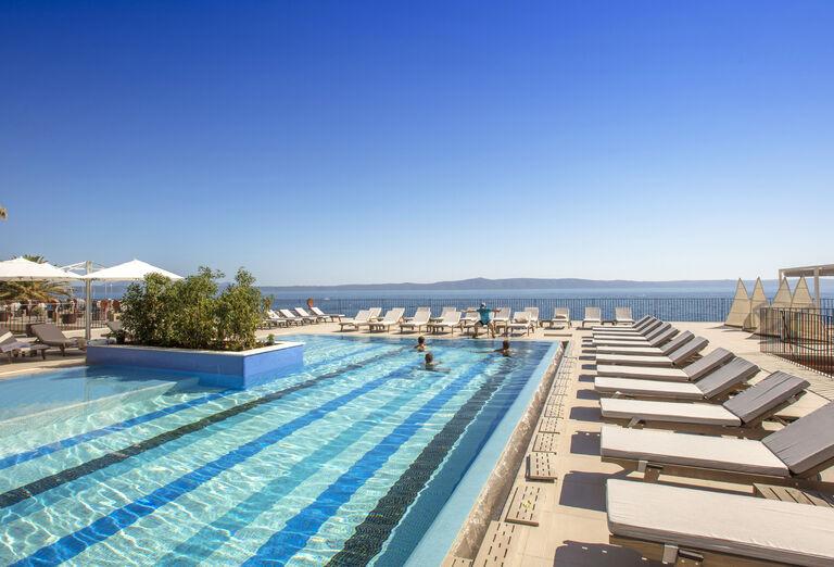 Vodný svet Hotel TUI Blue Jadran *****+