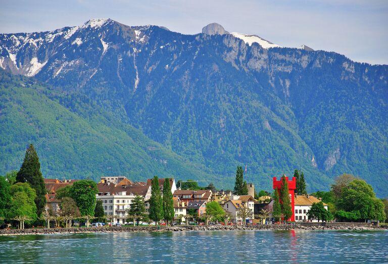 Ostatné Veľký okruh Švajčiarskom