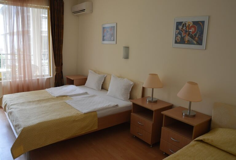 Ubytovanie Hotel Viena ***