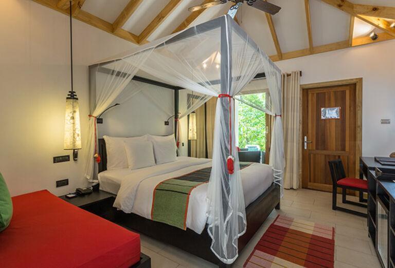 Ubytovanie Hotel Vilamendhoo Island Resort & Spa ****+