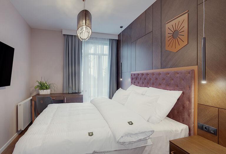 Ubytovanie Tatry plné akčných zážitkov na 7 nocí - Villa Dr. SZONTAGH ****