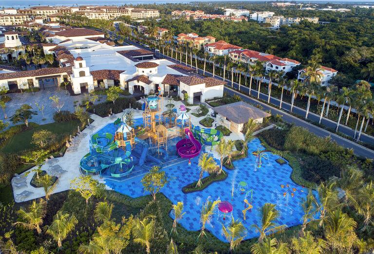 Vodný svet Hotel Lopesan Costa Bavaro Resort, Spa & Casino *****