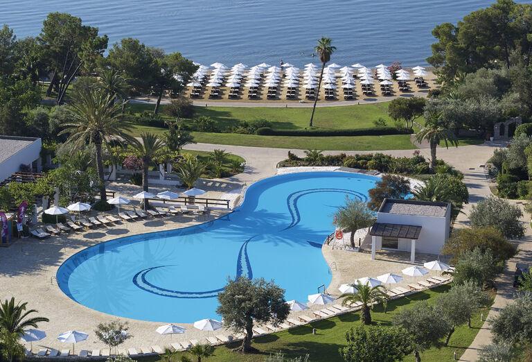 Vodný svet Hotelový Rezort Barcelo Hydra Beach *****