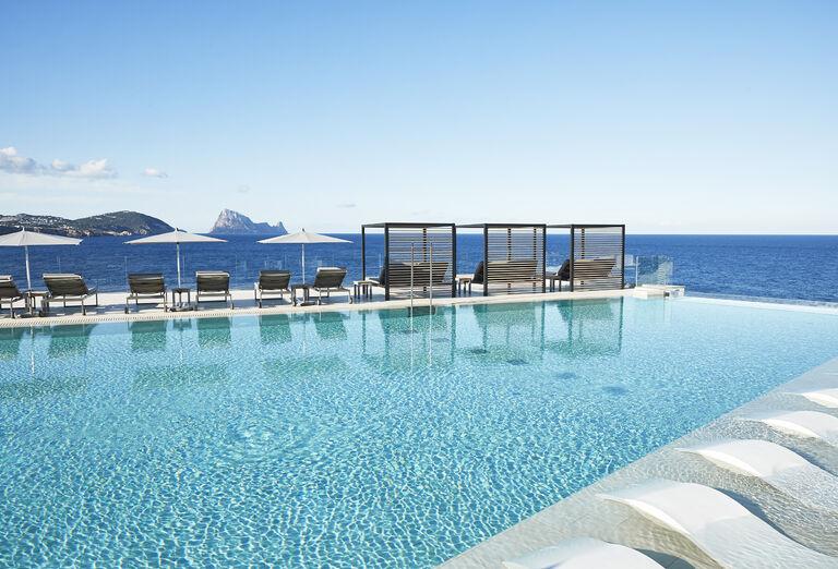 Vodný svet Hotelový Rezort 7Pines Kempinski Ibiza *****
