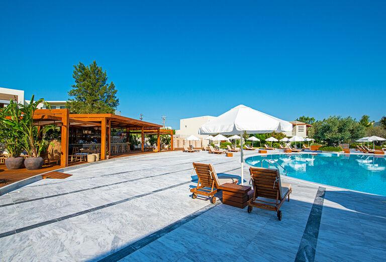 Vodný svet Hotel Port Royal Villas & Spa *****
