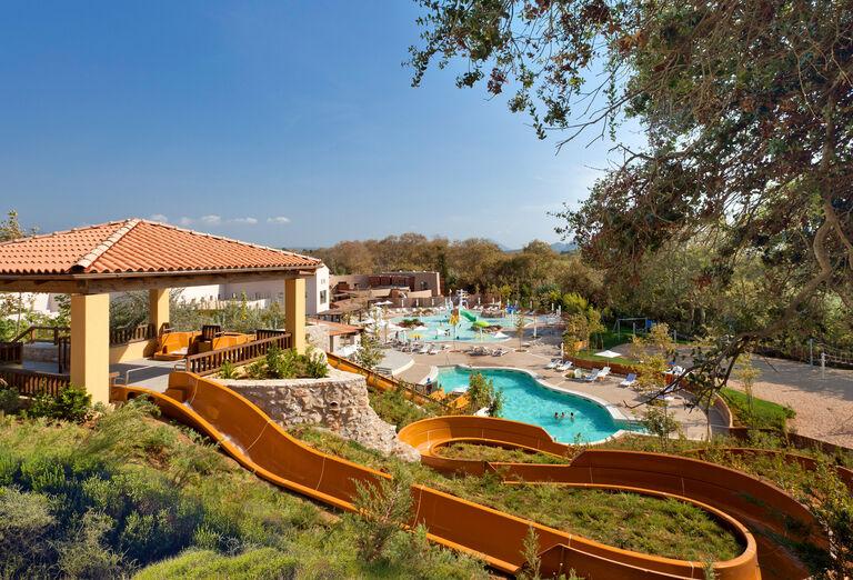 Vodný svet Hotel The Westin Resort Costa Navarino *****