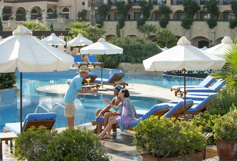 Vodný svet Hotel Elysium *****