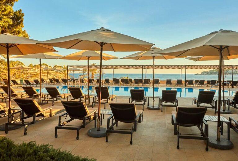 Vodný svet Hotel Secrets Mallorca Villamil Resort & Spa *****