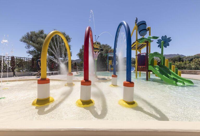 Vodný svet Hotel Abi d´Oru *****