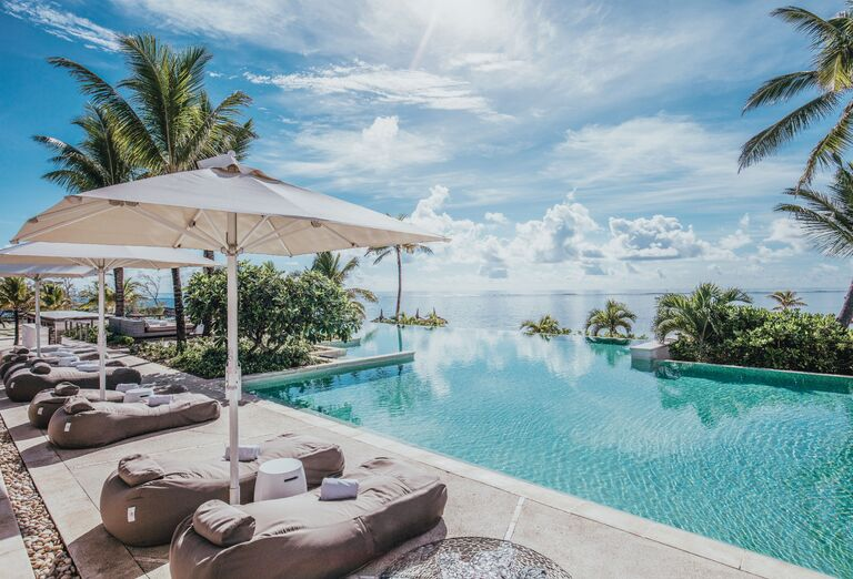 Vodný svet Hotel Long Beach - A Sun Resort Mauritius *****
